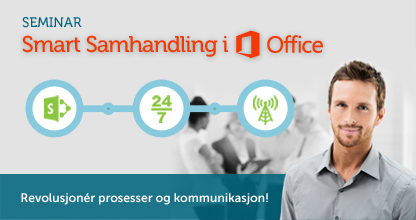Smart samhandling i Office